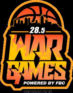 28.5 WarGames Logo - Atlanta