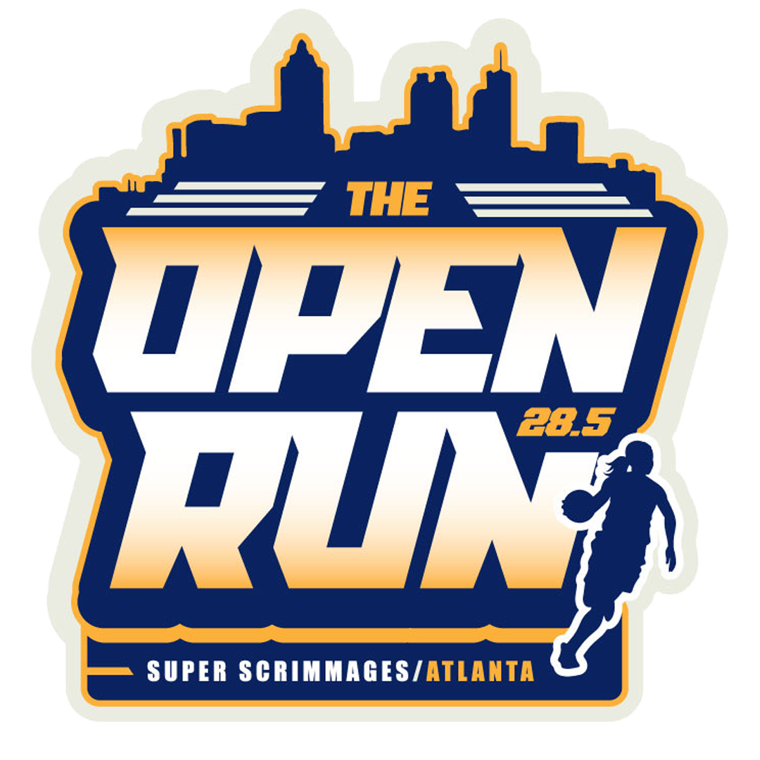 The Open Run Logo
